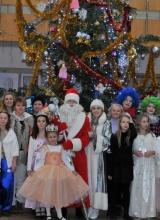 У період зимових канікул «ПАДІЮН» запрошує всіх бажаючих на Новорічну казку